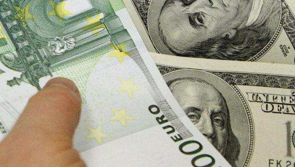 Архив курс евро доллар