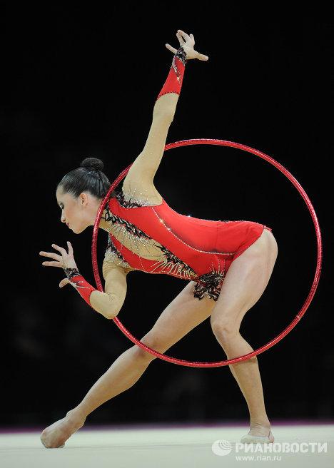 Обручи по художественной гимнастике