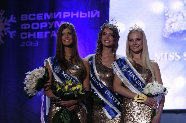 Юлия Теслина, Владислава Вернер и Усольцева Алиса (слева направо)